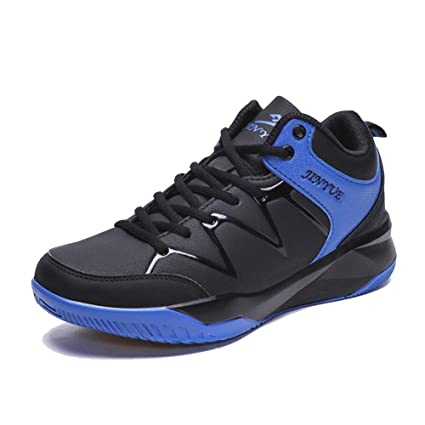 2b11f31cb0f9d Amazon.com: Autumn New Breathable Non-Slip Basketball Shoes Mens ...