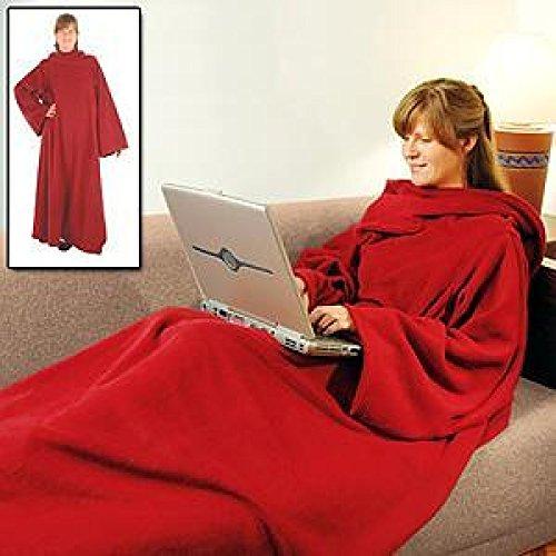 Snuggle Decke Mit ärmeln.Kuschelige Kuscheldecke Fleecedecke Mit Armel Snuggle Decke Rosa