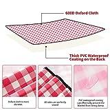 Waysse Picnic Blanket, 79''×86'' Beach Blanket