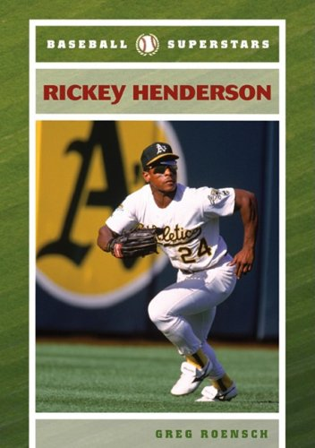Rickey Henderson (Baseball Superstars)
