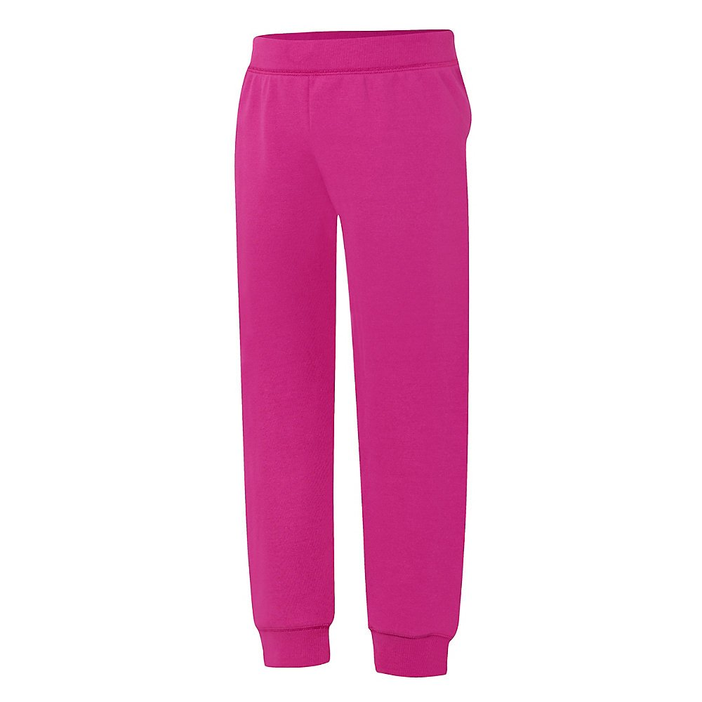 Hanes ComfortSoft EcoSmart Girls Jogger Sweatpants
