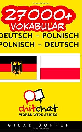 27000+ Deutsch - Polnisch Polnisch - Deutsch Vokabular