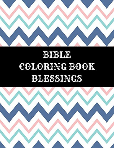 Bible Coloring Book Blessings: Christian Scripture Verses Coloring Book Large pdf
