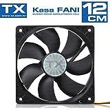 TX TXCCF12BK Kasa Fanları