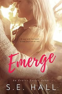 Emerge by S.E. Hall ebook deal