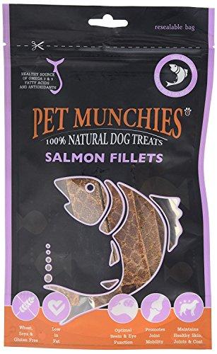Pet Munchies Natural Dog Treats Venison Strips, 75 g, Box of 8