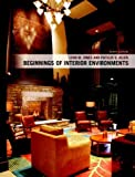 img - for Beginnings of Interior Environments (10th Edition) by Lynn M. Jones ASID IIDA IDEC (2008-06-08) book / textbook / text book