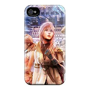 Special SherrilClaudette Skin Cases Covers For Iphone 6, Popular Final Fantasy Girl Phone Cases
