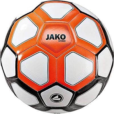 Jako Striker Balón de Entrenamiento, Todo el año, Color weiß ...