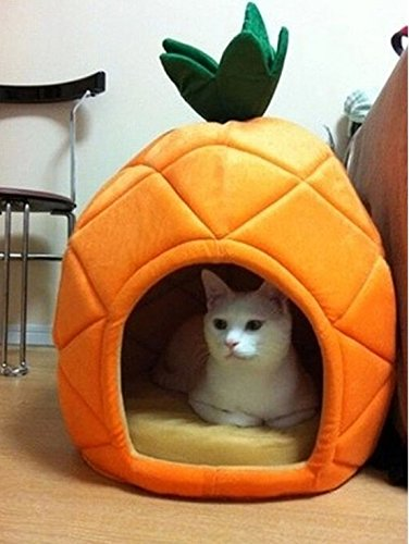 1pc-famous-popular-pet-bed-size-l-soft-cat-rug-puppy-tent-warm-portable-couch-style-pineapple