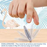 MIKIMIQI Fingertip Flipo Flip, 2 Pack Fingertip