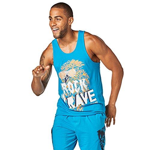 Zumba Fitness Z2t00311 Débardeur Homme  Amazon.fr  Sports et Loisirs 59c1c4ce17c