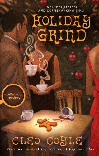 Holiday Grind (Coffee House Mystery)