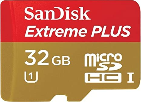 Amazon.com: SanDisk Tarjeta Micro SD de 32 GB Extreme Plus ...