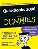 QuickBooks 2006 for Dummies, Stephen L. Nelson, 0764599542