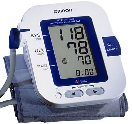 Omron M5 Professional - Tensiómetro de brazo