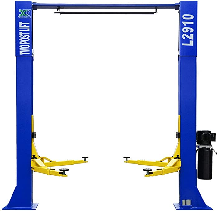 Top 10 Two Post Car Lifts For Home Garage