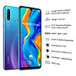 Huawei-P30-Lite-128-GB-615-inch-FHD-Dewdrop-Display-Smartphone-with-MP-AI-Ultra-wide-Triple-Camera-4GB-RAM-Android-90-Sim-Free-Mobile-Phone-Single-SIM-UK-Version-Blue