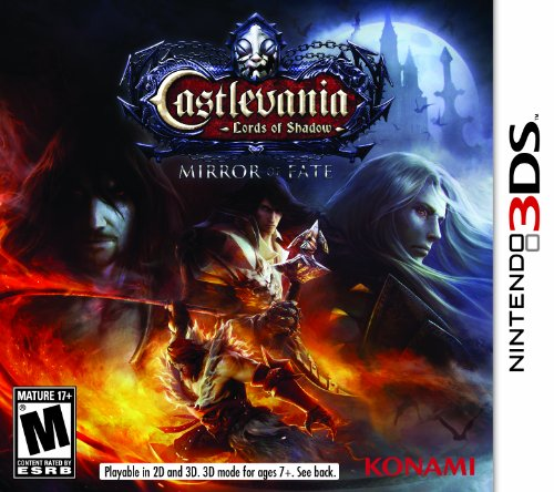 Castlevania: Lords of Shadow Mirror Fate - Nintendo for sale  Delivered anywhere in USA