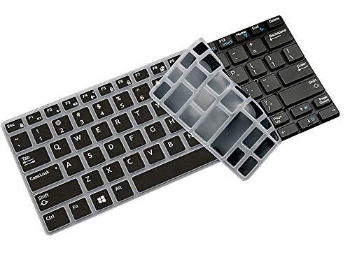 CaseBuy Keyboard Cover Compatible with Dell Latitude E7250 E7270 7280 7290 E5250 E5270 12.5 inch/Dell Latitude 7370 7380 7389 7390 13.3