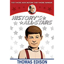 Thomas Edison (History's All-Stars) (English Edition)