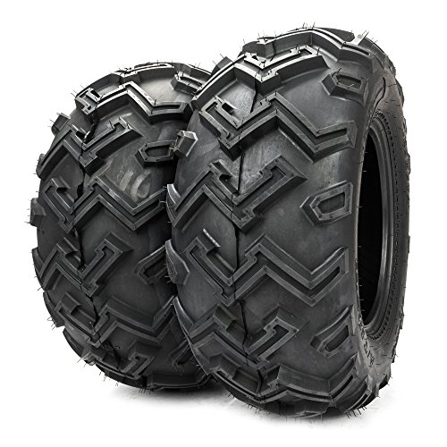 2 ATV UTV Tires 25x10-12 25x10x12 Rear 6PR P306B by MILLION PARTS (Image #3)