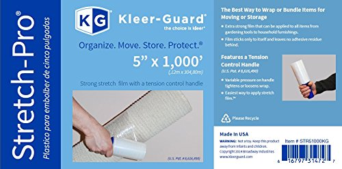 Stretch Film Tape (Kleer-Guard Stretch Wrap 5