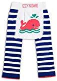 Izzy & Owie - 12-24 Month Whale Baby Girl Leggings