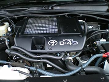 TOYOTA LANDCRUISER LC3/LC4/LC5 2009 3 0 D4D DIESEL ENGINE SUPPLIED