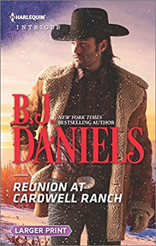 book cover of Reunion at Cardwell Ranch