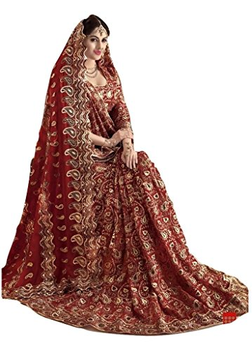 Jay Sarees Traditional Indian Ethnic Wedding Bridal Saree Jcsari3072d4009 (Jay Sarees Wedding)