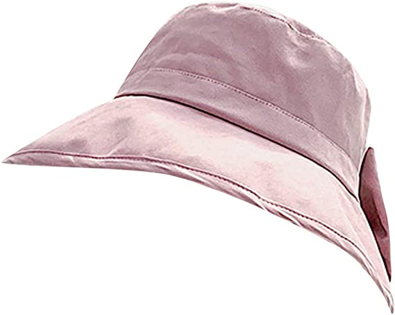 TWIFER Sombrero de Pescador para Mujer Sombrero de Playa para ...