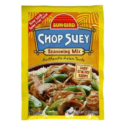 Sun-Bird Chop Suey Seasoning Mix (1oz packet)