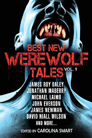 book cover of Best New Werewolf Tales Vol.1