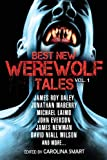 Best New Werewolf Tales, James Roy Daley and Jonathan Maberry, 1927112109