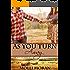 As You Turn Away (The Walker Boys Book 1)
