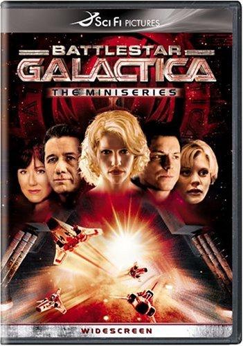 Battlestar Galactica: The Miniseries [DVD] [2004] [Region 1] [US Import] [NTSC]