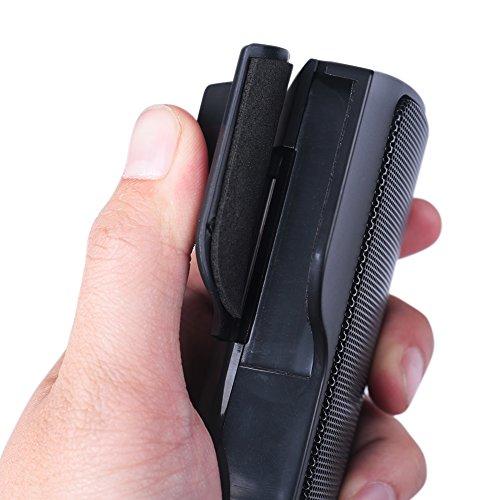 ELENKER Portable Clip-On USB Powered Speaker Stereo Multimedia Speaker, Mini USB Speakers for Laptop Notebook Computer PC Phone Tablets by ELENKER (Image #6)