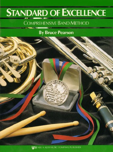 W23TM - Standard of Excellence Book 3 Timpani/Auxiliary Percussion