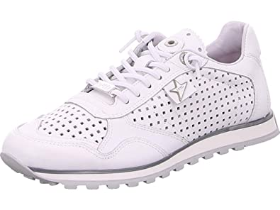 Cetti Damen Schnuerschuhe Sneaker C 848 Sweet Blanco weiß 665363