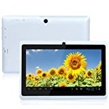 Hanbaili (AU plug) Tablet PC, 7'' TFT LCD 512MB RAM+4GB ROM Dual Camera, CPU Allwinner A33 Quad-core 1.5GHz High Performance