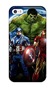 Durable Case For The Iphone 5/5s- Eco-friendly Retail Packaging(the Avengers 109)