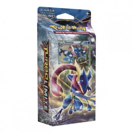 Pokémon XY Turbo Límite Baraja 60 Cartashttps://amzn.to/2QF7aMp