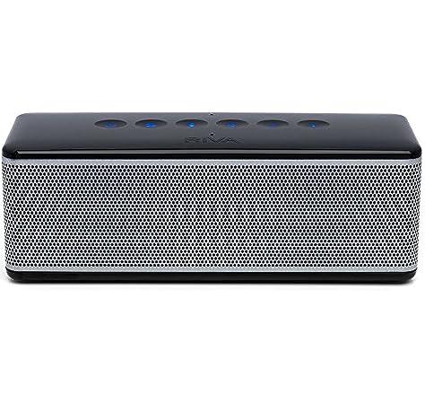 RIVA Audio S - Altavoz portátil (Bluetooth, 30W, IPX4, estéreo) Negro: Amazon.es: Electrónica