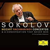 Classical Music : Mozart/ Rachmaninov: Concertos/ A Conversation that Never Was [CD/DVD]