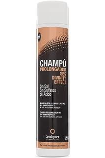 Válquer - Champú Prolongador tratamiento SBS Divinity Effect. Botox capilar-300 ml