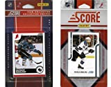 NHL San Jose Sharks Licensed Score 2 Team Sets