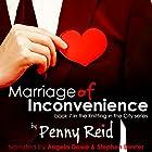Marriage of Inconvenience: Knitting in the City, Book 7 Hörbuch von Penny Reid Gesprochen von: Angela Dawe, Stephen Dexter