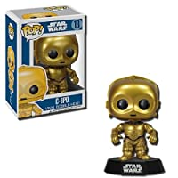 Brybelly Holdings TFNK-57 Pop Star Wars C-3PO Vinyl Figure