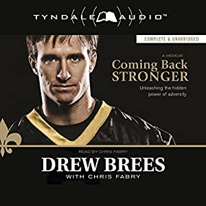 Coming Back Stronger Audiobook
